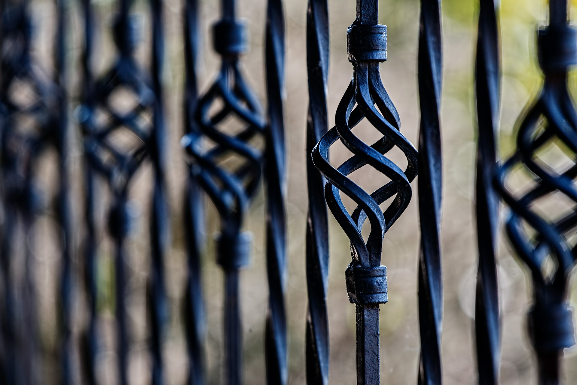 recinzione parapetto giusti costruzioni metalliche treviso veneto